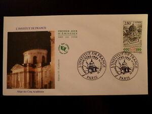 FRANCE PREMIER JOUR FDC YVERT 2973    L'INSTITUT DE FRANCE   2,80F   PARIS  1995
