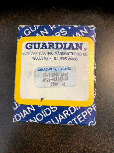 NEW US Solenoid A421-064142-04 Guardian Electric