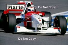 Nigel Mansell McLaren MP4/10 Spanish Grand Prix 1995 Photograph 1
