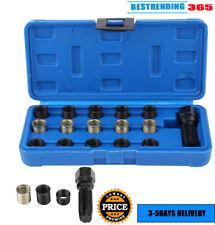 Powerbuilt 640811 Car Vehicle 14mm Back-Tap spark plug fouled Thread Repair Tool