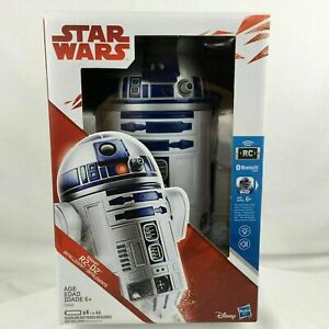Hasbro Star Wars Smart R2-D2 IntelligentApp Enabled Remote Control Robot NEW!