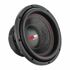 "DS18 SLC12S Select Car Audio 500 Watts 12"" Inch SQ SPL Subwoofer"