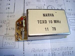 TCXO-10-0-Mhz-Typ-2-Narva-auf-Leiterplatte-geprueft