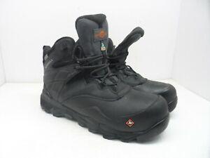 7222b3d4 Merrell Men's Thermo Adventure Ice+ CSA Work Boot Black Size 10M | eBay