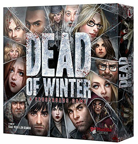 Dead of winter  a crossroads game-neuf