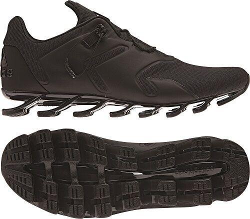 ADIDAS Springblade Solyce Herren Laufschuhe / Sneaker / schwarz / B49640, CG4180