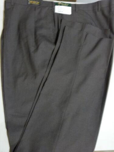 "NWT Palm Beach 100/% Wool Dress Pant,Big /& Tall 52/"""