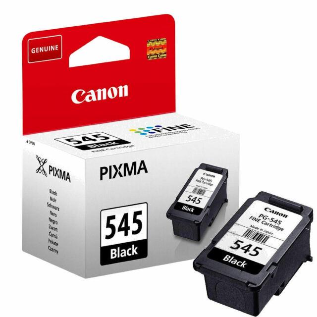 Genuine Canon PG545 Black Ink Cartridge For PIXMA MG2550S Inkjet Printer