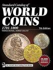 Standard Catalog of World Coins, 1701-1800 by F&W Publications Inc(Paperback / softback)