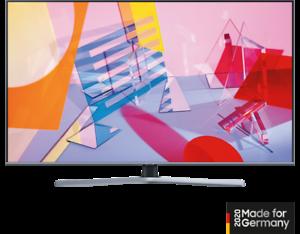 Samsung Gq43q64tguxzg 108cm Qled 4k Uhd Smart Tv Hdr10 Wlan Ebay