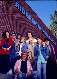 Details About Courtney Thorne Smith Patrick Dempsey Fast Times 1986 Cbs Tv Photo Transparency