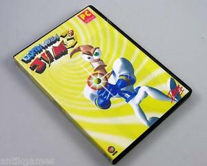 Earthworm-Jim-3-D-III-in-DVDBOX-Earth-Worm