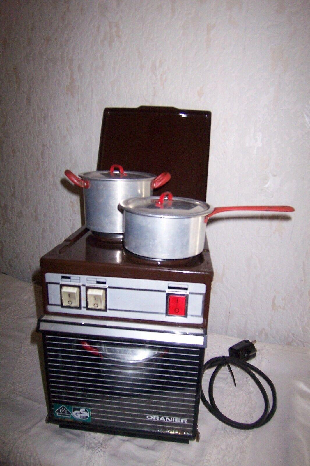 spielzeug herd elektrisch 70er jahre