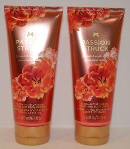 1b8edddcf53bb Details about 2 Victoria's Secret Passion Struck Ultra Moisturizing Hand &  Body Cream 6.7 oz