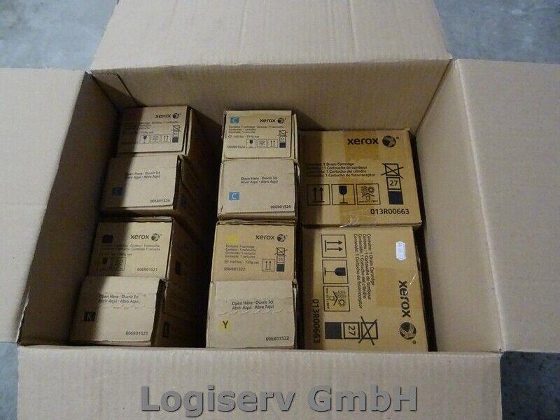 Bild 10 - Xerox Colour 550/560 Produktionsdrucker Digitaldrucksystem Druckmaschine Drucker
