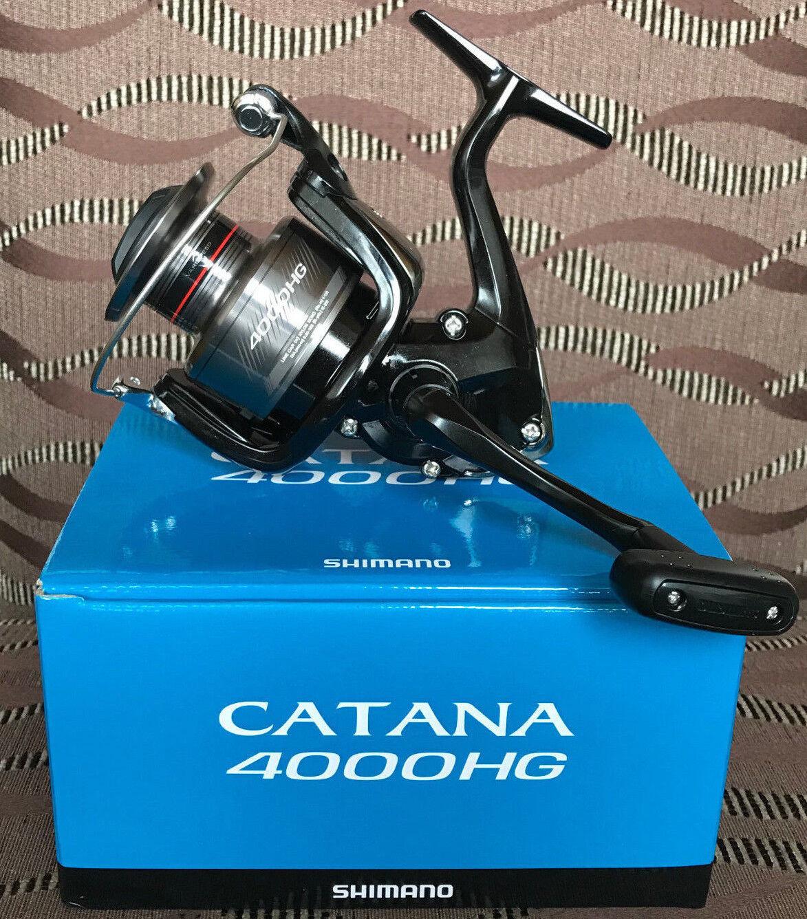 Shimano Catana 4000HG FD Spinnrolle