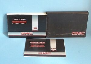 97 1997 gmc jimmy owners manual ebay rh ebay com Fuel Pressure Regulator Location On 1997 GMC Jimmy 1997 GMC Jimmy 4x4