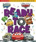 Discover and Play (Busy Book): Ready to Race by Disney Book Group Staff and Lara Bergen (2010, Board Book)