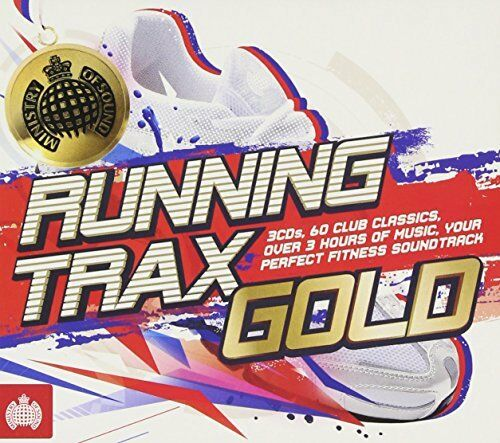 Various Artists - Running Trax Gold - Various Artists CD OOVG The Cheap Fast