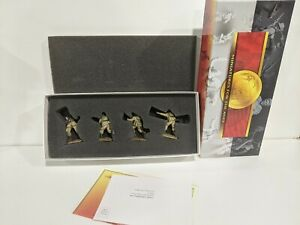 Conte-WWII-016-U-S-Airborne-Charging-4-Figure-Set-Pewter-A