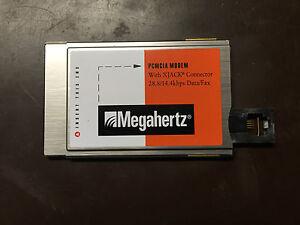 MEGAHERTZ PCMCIA WINDOWS XP DRIVER