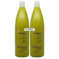 Una Compensating Shampoo For Hair Loss 34 Fl. Oz. / 1000 Ml pack Of 2