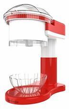 Shaved Ice Maker Cone Italian Ice And Slushy Machine For Home Use With Cup