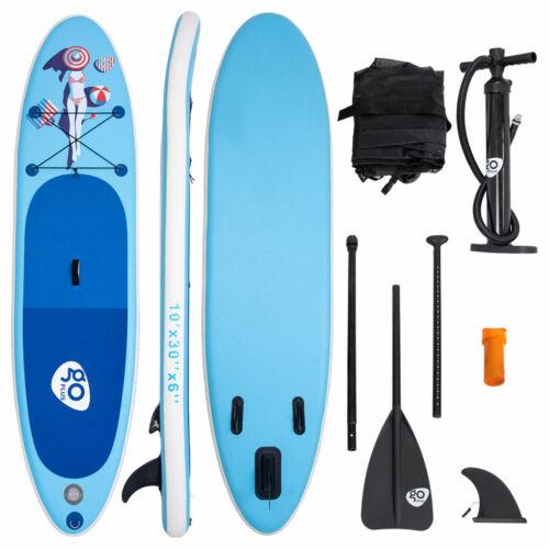 Surfboard Paddelboard Paddelbrett Stand Up Board Sup-Board Set 305 cm aufblasbar