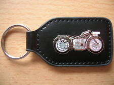 Schlüsselanhänger BMW R 32 / R32 schwarz Oldtimer Art. 0348