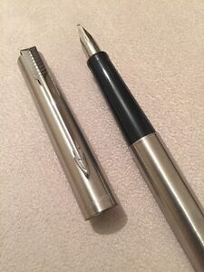 2007 Parker 15/jotter Flighter Ct Medium Nib Fountain Pen-boxed-nos P7eatvw1-08005002-576709145