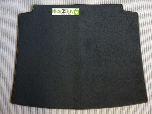 Mazda 2 3-trg ab 10.08 Laderaum Kofferraumteppich schwarz
