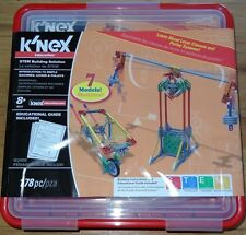 Introduction to Simple Machines: Levers & Pulleys K'NEX Education STEM KNEX
