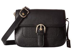 db0d4cdd58a7 Michael Kors Cooper Medium Messenger Bag Black 190049444696 | eBay