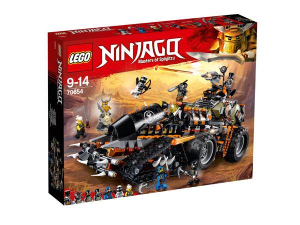 LEGO® NINJAGO® Minifigur Meister Wu aus dem Set 70670