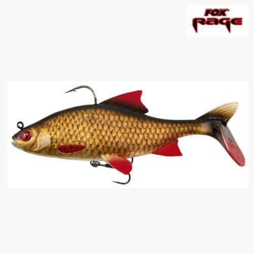 Fox Rage Replicant Roach 10cm 20g Hot Roach fertig montiert fängig