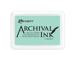 Ranger-Archical-Ink-Permanent-Waterproof-Ink-Pad-Viridian