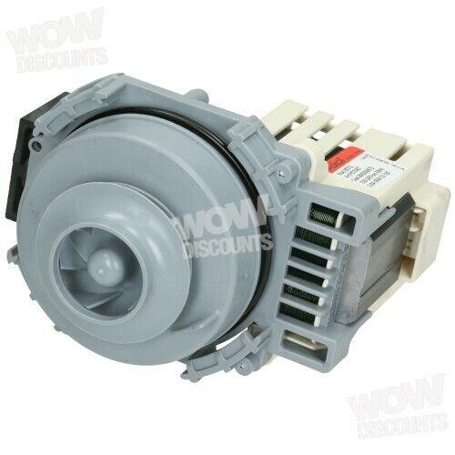 Véritable indesit dif idf pdi dpg lave-vaisselle circulation de lavage moteur pompe C00256525