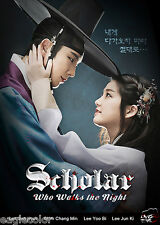Scholar Who Walks the Night Korean Drama (5DVDs) Excellent English & Quality!