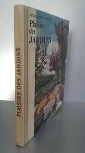Die Freuden Jardins Jacqueline De Chimay Schwierigkeiten Hachette 1956 Be