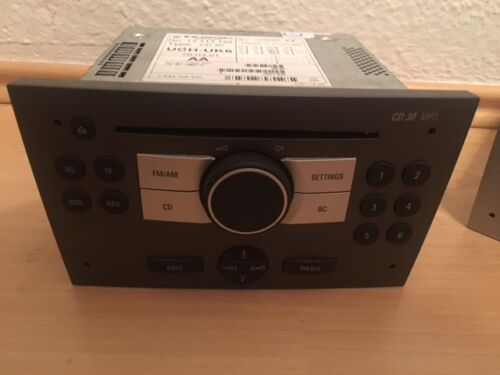 Blaupunkt CD 30 MP3 autoradio für Marke Opel entheiratet cd30 mp3