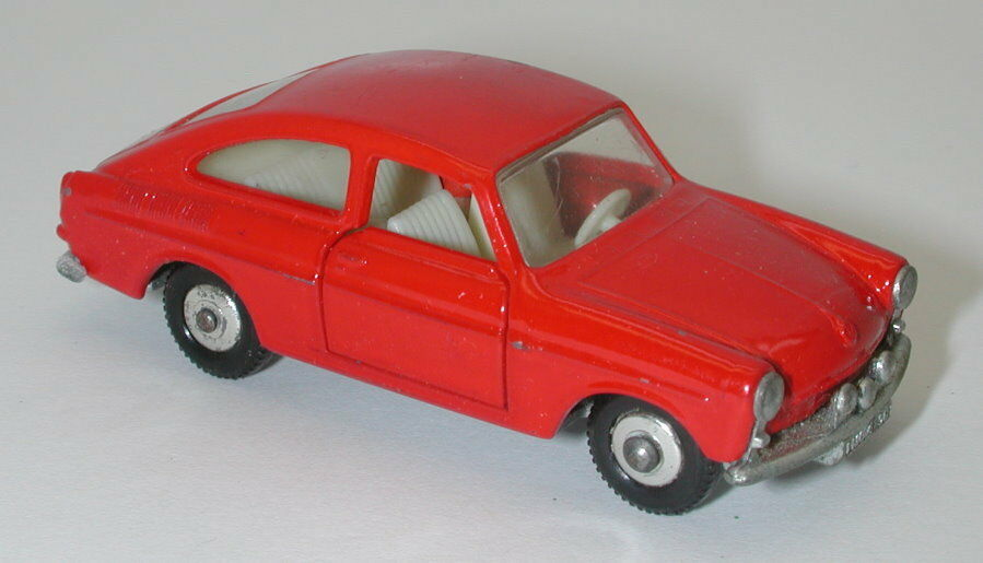 Matchbox Lesney Red No. 67 Volkswagen 1600 TL oc16189