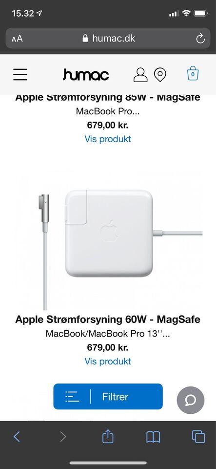 Oplader, Apple, Perfekt