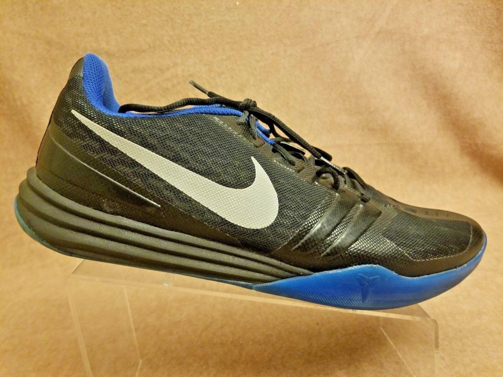 Nike Kb mentalidad Kobe 704942-005 Bryant 704942-005 Kobe hombres zapatillas de baloncesto Negro Azul 15 baratos zapatos de mujer zapatos de mujer 6b8def