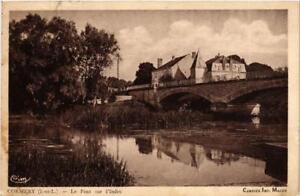 CPA-Cormery-Le-Pont-sur-l-039-Indre-611641