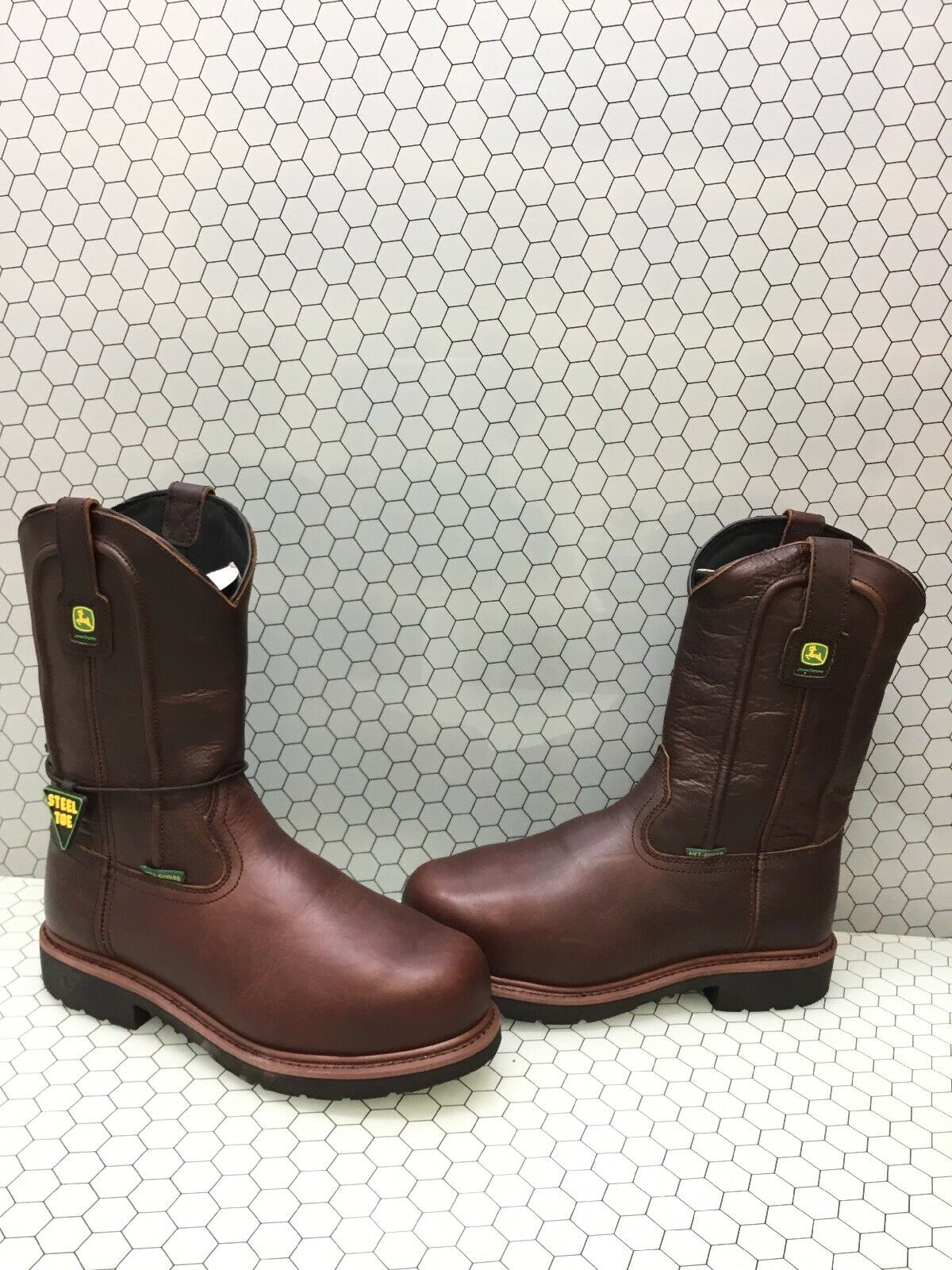 Pull-on Work Boot Composite Toe