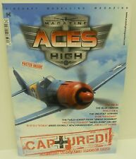 AMM Aces High - Issue 8 - Captured                    80 Pages     Book      New