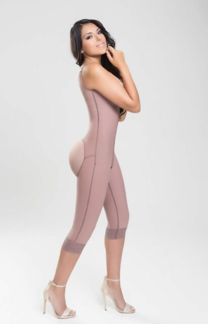Fajate CYSM 471 Post Surgery Postpartum Tummy Tuck 3 Adjustable Row Hooks Shaper