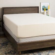 """12"""" King Size COOL Medium-Firm Memory Foam Mattress Bed w/2 Free GEL Pillows"""