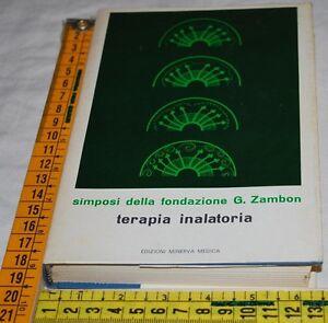 TERAPIA-INALATORIA-parte-prima-SIMPOSI-DELLA-FONDAZIONE-ZAMBON-libri-usati