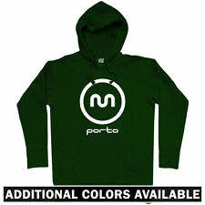 Porto Metro Portugal Hoodie - PT Subway Graffiti Rail Railroad Train - Men S-3XL
